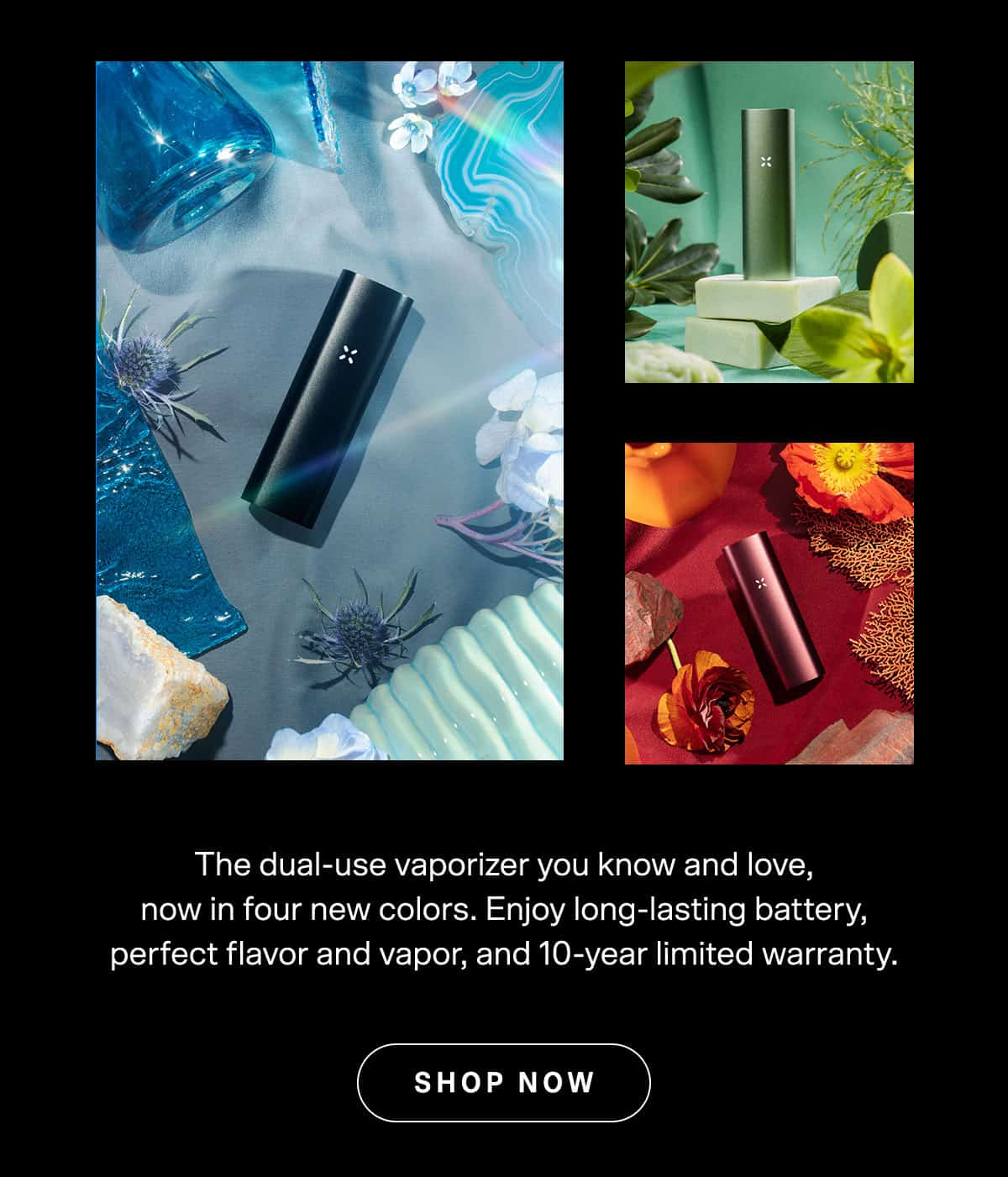 Pax 3 Is Available Now In 4 New Colors