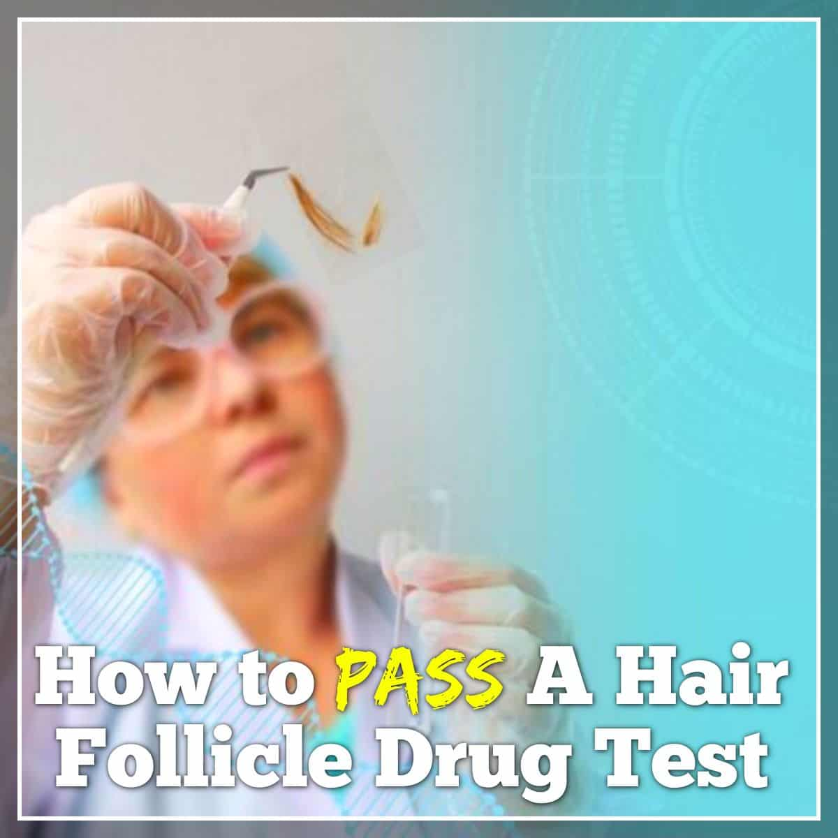 How To Pass A Hair Follicle Drug Tests