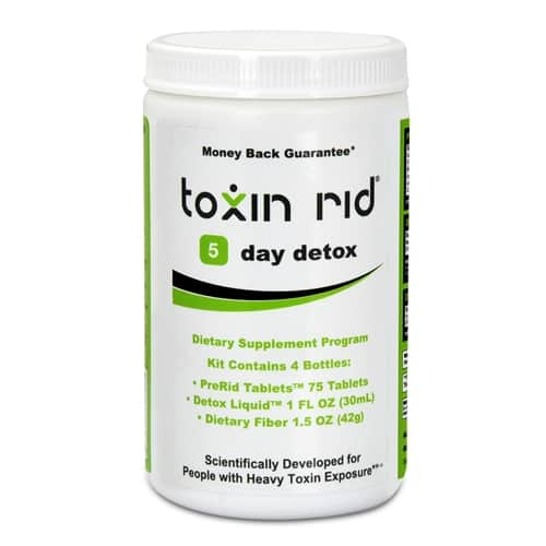 Toxin Rid 5 Day Detox Reviews