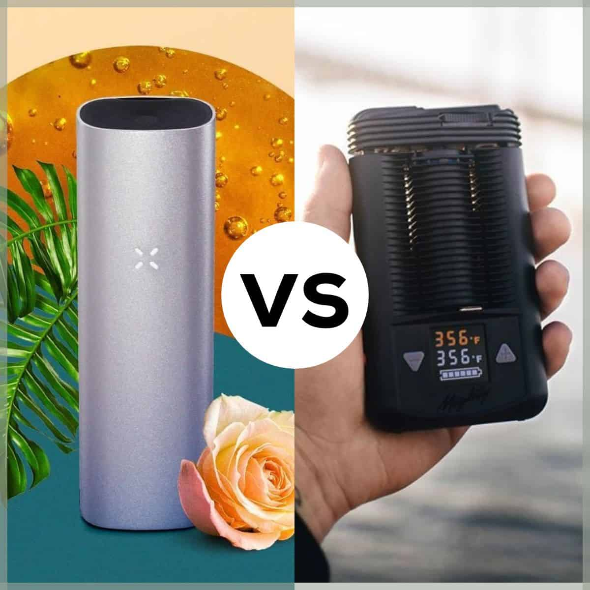 pax 3 vaporizer vs mighty vaporizer