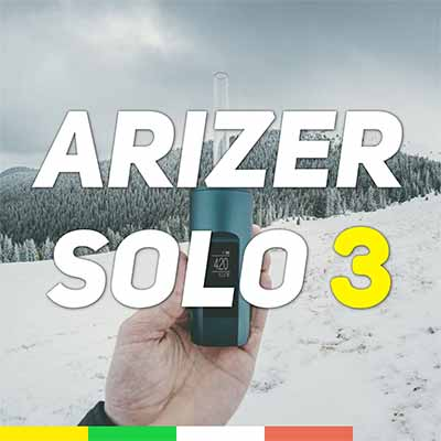 arizer solo 3 vaporizer review