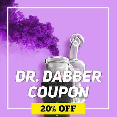 dr. dabber coupon code