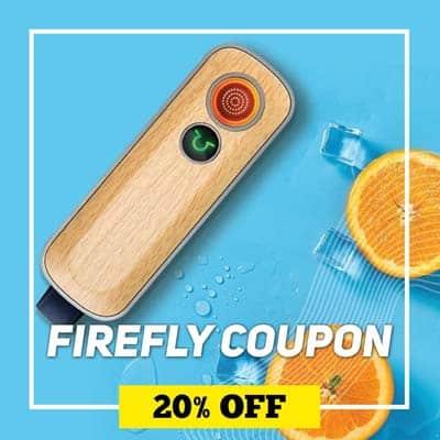 firefly vaporizer discount code