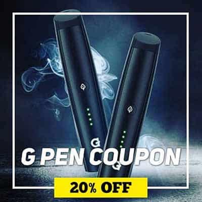 g pen coupon code