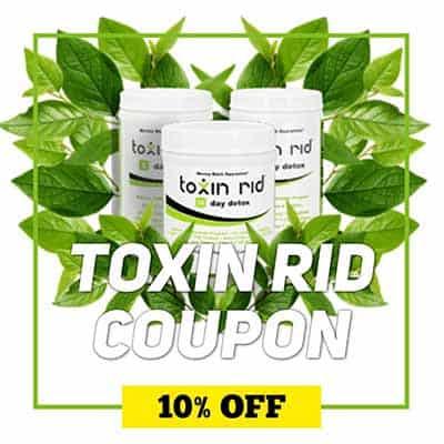 toxin rid coupon