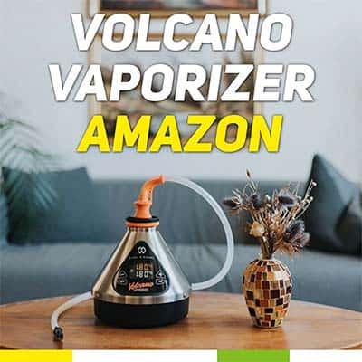 volcano vaporizer amazon
