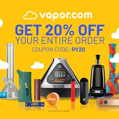 vapor discount coupon codes