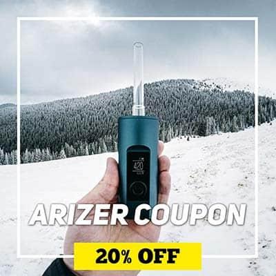 arizer coupon code