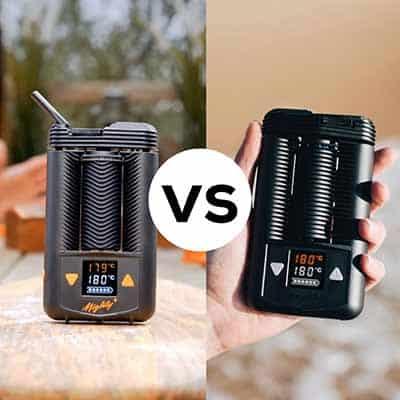 mighty plus vs mighty vaporizer